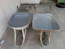 Vendo  2 carrinho de mão