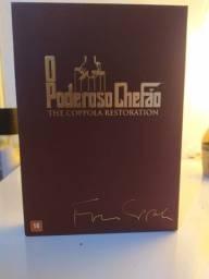 Box DvD O Poderoso Chefão - Trilogia completa