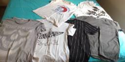 Camisetas tamanho M