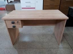 Mesa de Escritório 1,20 cm ( Duas gavetas ) A pronta Entrega - Parcelamos no Cartão