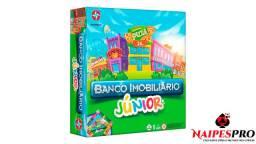Banco Imobiliario Jr Estrela Novo