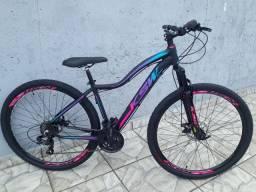 Bicicleta aro 29 KSW Nova! Alumínio Shimano Tourney