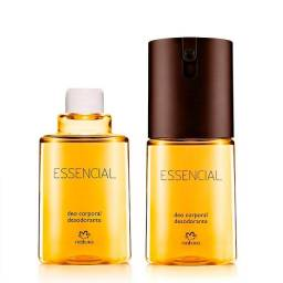 Kit deo corporal essencial