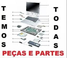 Peças notebook Dell ,hp e sony