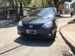 Etios 2014 sedan