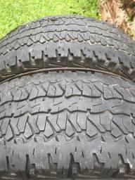 2 pneus Firestone Destination 265/70/16
