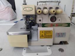Máquina interlok industrial