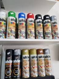 ***Tinta Spray R$ 13,00***