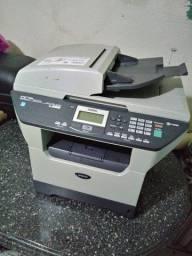 Impressora scanner Brother