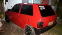 Fiat Uno Vermelho