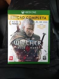 The Witcher Wild Hunter Xbox one