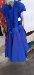 Vestido luxo vendo ou  troco