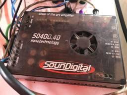 Módulo Sd 400 Soundigital
