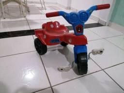 Triciclo Velotrol Infantil Kepler Motoca ( Spider Simples)