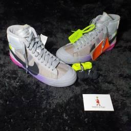 """Nike Blazer Off White X Serena """"Queen"""""""