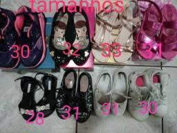 Vendo calçado infantil feminino
