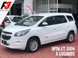 Spin LT 2014 Manual 5 Lugares
