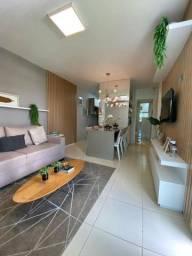 Ótimo apartamento na região da Maraponga, 2 quartos, Documentação Grátis