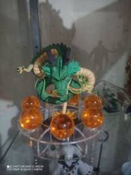 Dragon boll dragão sheilong mas esferas