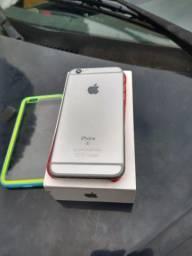 IPhone 6s completo  900$ vend ou troco