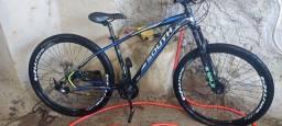 Bicicleta south odyssey aro 29. feita upgrade leia tudo