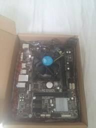 Kit completo 4 geração Intel 1150
