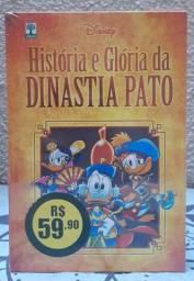 História e Glória da Dinastia Pato - Disney
