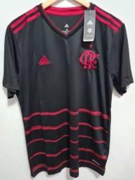 Camisa Flamengo 2021 tamanho G fotos reais