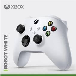 Controle Xbox One X Modelo Novo - Branco