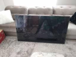 Tv LG 65 polegadas tela quebrada,