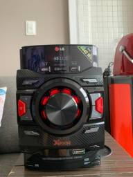 Mini System LG Xboom CM4440 - Presente dia das mães