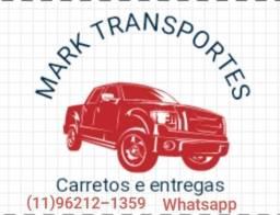 CARRETOS E ENTREGAS ETC...