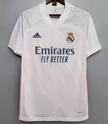 Camisa Real Madrid 2021 TAM G