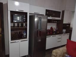 Armário de cozinha praticamente novo!!!