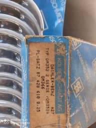 Jogo de bronzina original nova do motor 352a e om366