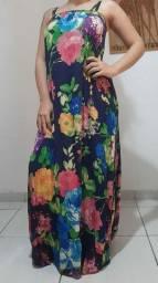 Vendo esses vestidos longos.
