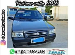 ? Vendo ou troco Fiat uno mille fire economy 2012 completo