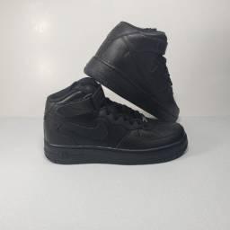 Tênis Nike Air Max 90 preto feminino tamanhos 36 e 38