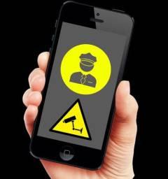 Celular app espião