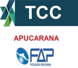 TCC - APUCARANA -*- UFTP - FAP - FACNOPAR - FECEA - Consultoria
