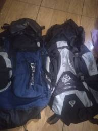 bolsa e saco de de dormir camping escalada trilha