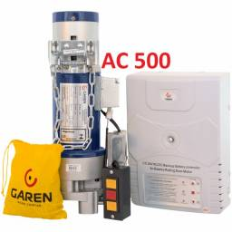 Título do anúncio: Automatizador Para Porta Enrrolar 1/3HP AC/CD 500