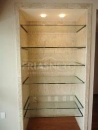 Apartamento à venda com 3 dormitórios em Alto, Piracicaba cod:V35731