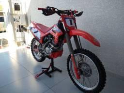 CRF 230f 2011 com kit 240cc completa de acessórios