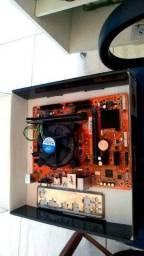 kit i5 6400 mobo e memória 8 gb