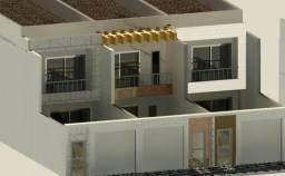 Oportunidade casa em construção com ótimo tamanho no Vale Verde