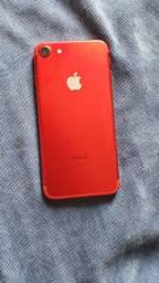 iPhone 7 red (reposição de peças)
