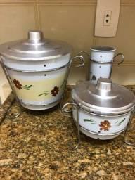 Conjunto de cozinha pouco usado