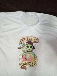 Camisas Personalizadas em Sublimação