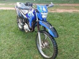 XTZ 125 TRILHA 2009!!